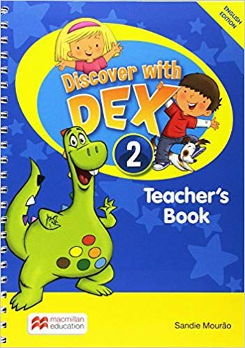 Discover With Dex 2 - Teacher's Book Pack