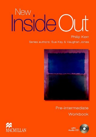 New Inside Out Workbook With Audio CD-Pre-Intermediate (No/Key)