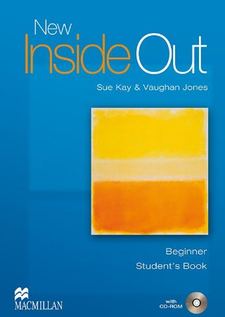 New Inside Out Student's Book With CD-Rom-Beginner