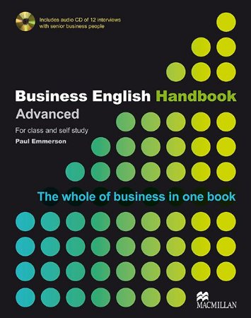 Business English Handbook With Audio CD-Advanced