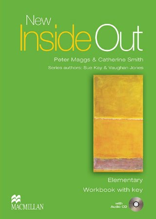 New Inside Out Workbook With Audio CD-Elem. (W/Key)