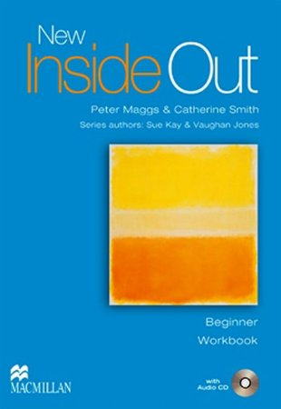 New Inside Out Workbook With Audio CD-Beginner (No/Key)
