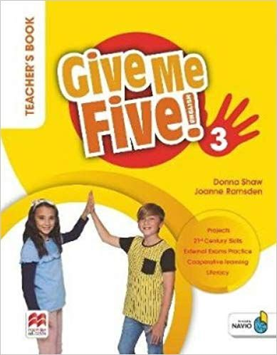 Give Me Five! 3 - Teacher's Book Pack