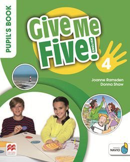 Give Me Five! 4 - Pupil's Book Pack