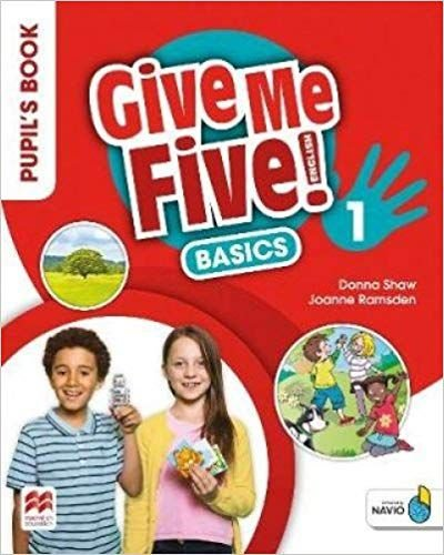 Give Me Five! 1 - Pupil's Book Pack Basics