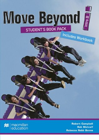 Move Beyond - Intro B - Student's Book Pack - Includes Workbook