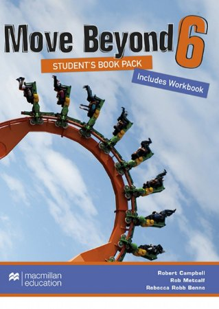 Move Beyond 6 - Student's Book Pack - Includes Workbook
