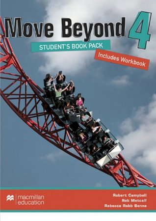 Move Beyond 4 - Student's Book Pack - Includes Workbook