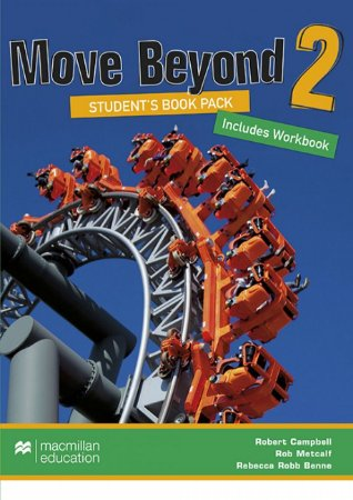 Move Beyond 2 - Student's Book Pack - Includes Workbook