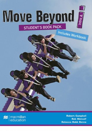 Move Beyond - Intro A - Student's Book Pack - Includes Workbook
