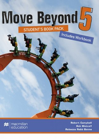 Move Beyond 5 - Student's Book Pack - Includes Workbook
