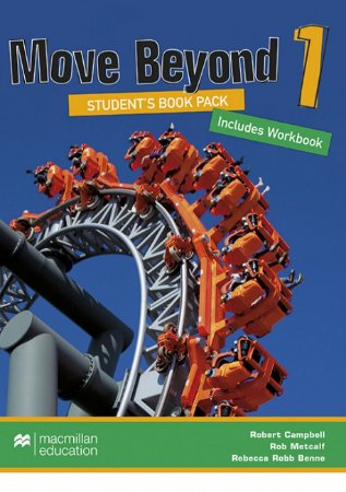 Move Beyond - Student's Book Pack - Includes Workbook