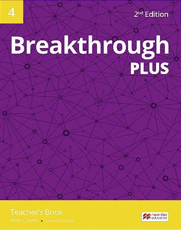 Breakthrough Plus 2nd Teacher's Book Premium Pack-4