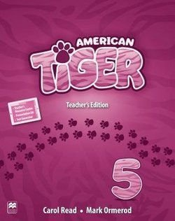 American Tiger 5 - Teacher's Edition Pack