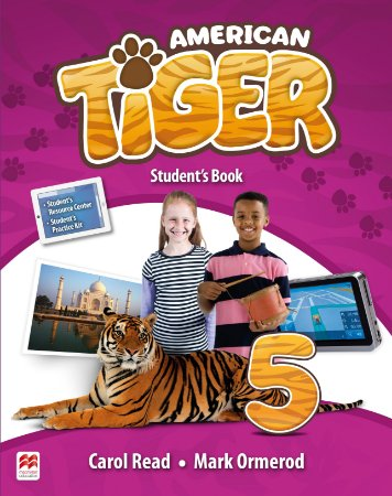 American Tiger 5 - Student's Book Pack