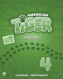 American Tiger 4 - Teacher's Edition Pack