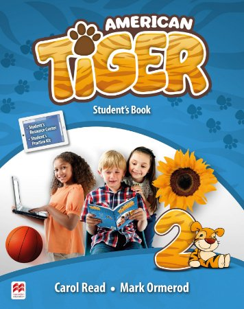 American Tiger 2 - Student's Book Pack