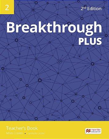 Breakthrough Plus 2nd Teacher's Book Premium Pack-2