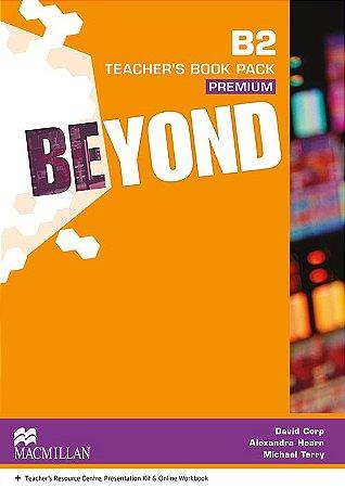 Beyond Teacher's Book Premium Pack-B2