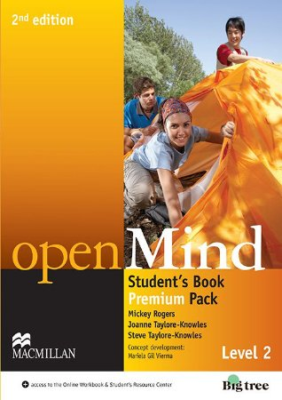 Openmind 2nd Edition Student's Book Premium Pack-2
