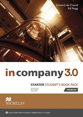 In Company 3.0 Student's Book Premium Pack-Starter