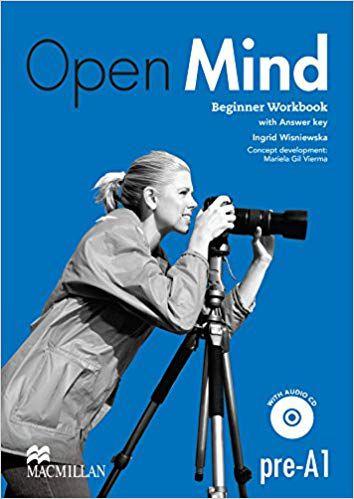 Open Mind - Beginner Workbook With Answer Key