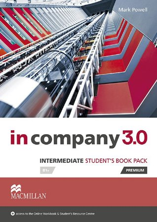 In Company 3.0 Student's Book With Web Access Wb-Intermediate