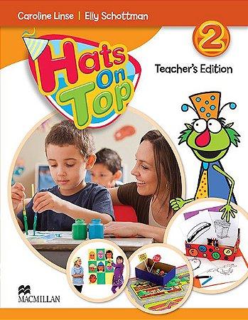 Hats On Top Teacher's Edition & Webcode-2