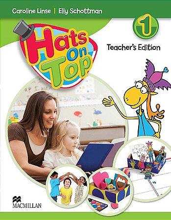 Hats On Top Teacher's Edition & Webcode-1