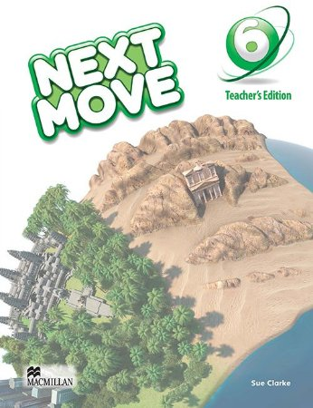 Next Move Teacher's Edition With Website Code-6