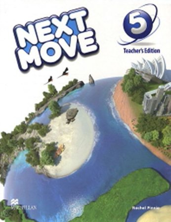 Next Move Teacher's Edition With Website Code-5