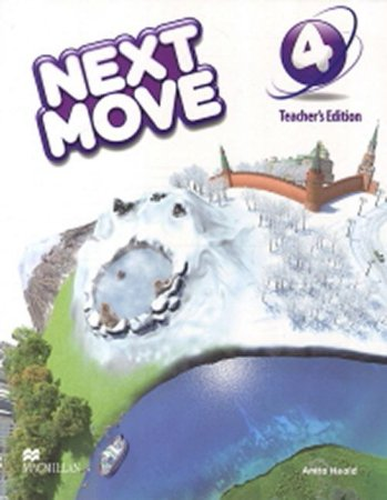 Next Move Teacher's Edition With Website Code-4