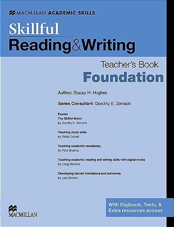 Skillful Reading & Writing Teacher's Book-Foundation