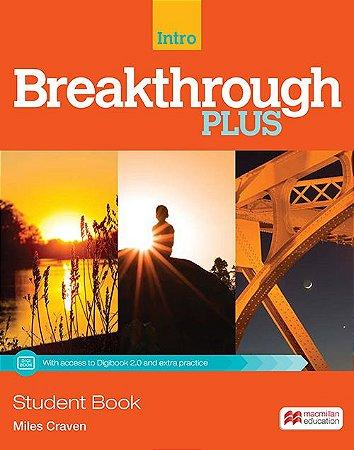 Breakthrough Plus Student's Book With Digibook-Intro