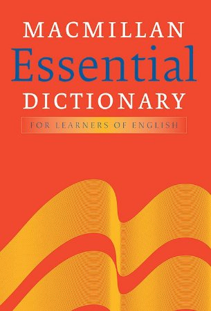 Macmillan Essential Dic. For Learners Of Eng. W/CD-Rom-Bri.