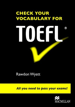 Check Your Vocababulary For Toefl