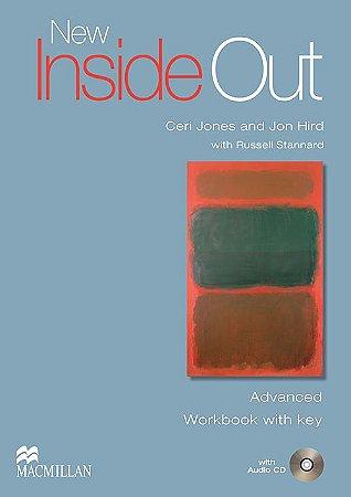 New Inside Out Workbook With Audio CD-Advanced (W/Key)