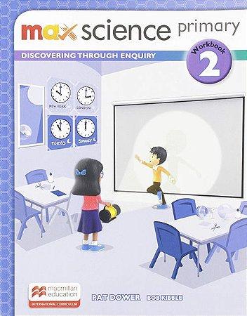 Max Science 2 - Primary - Workbook