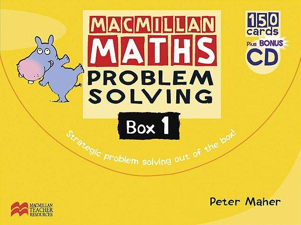 Macmillan Maths Problem Solving - Box 1