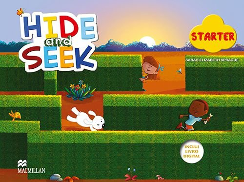 Hide And Seek Student's Book W/Audio CD&Digital Book Starter