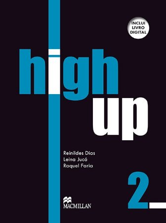 High Up Student's Book With Audio CD & Digital Book-2