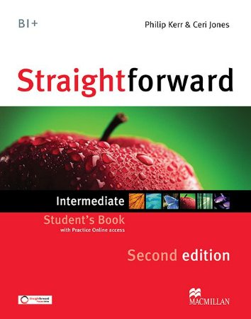 Straightforward 2nd Edition Student's Book W/Webcode-Intermediate