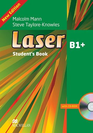 Laser 3Rd Edition Student's Book With CD-Rom-B1+