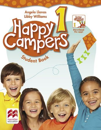 Happy Campers Student'S Book Pack With Skills Book-1