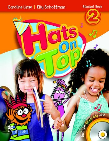 Hats On Top Student's Book And Discovery CD-2
