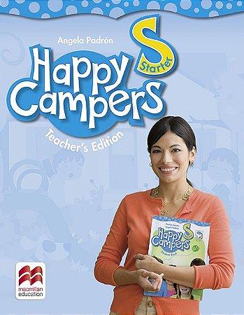 Happy Campers Teacher's Book Pack-Starter