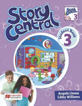 Story Central Student's Pack With Activity Book-3