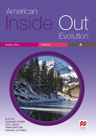 American Inside Out Evolution - Student's Book Pack - Advanced A