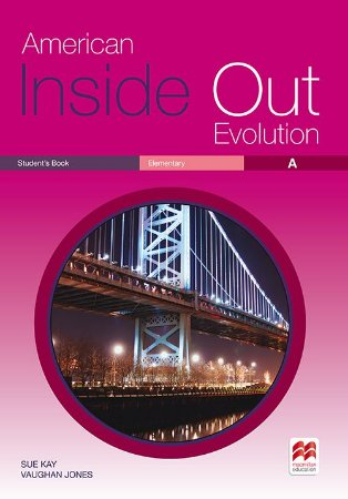 American Inside Out Evolution - Student's Book Pack - Elementary A