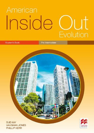 American Inside Out Evolution - Student's Book Pack - Pre-Intermediate